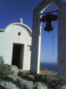 Anidri chapel - dukan diet walk